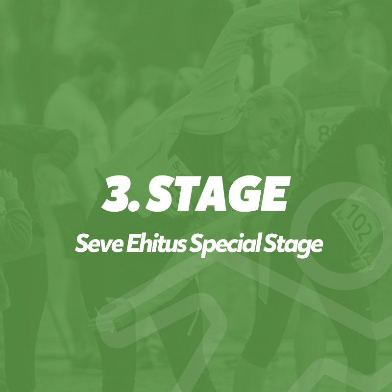 Seve Ehitus special stage